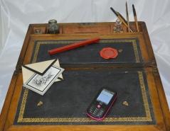 19th c Writting Desk