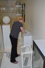 White installation 009a