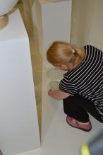 White installation 010a